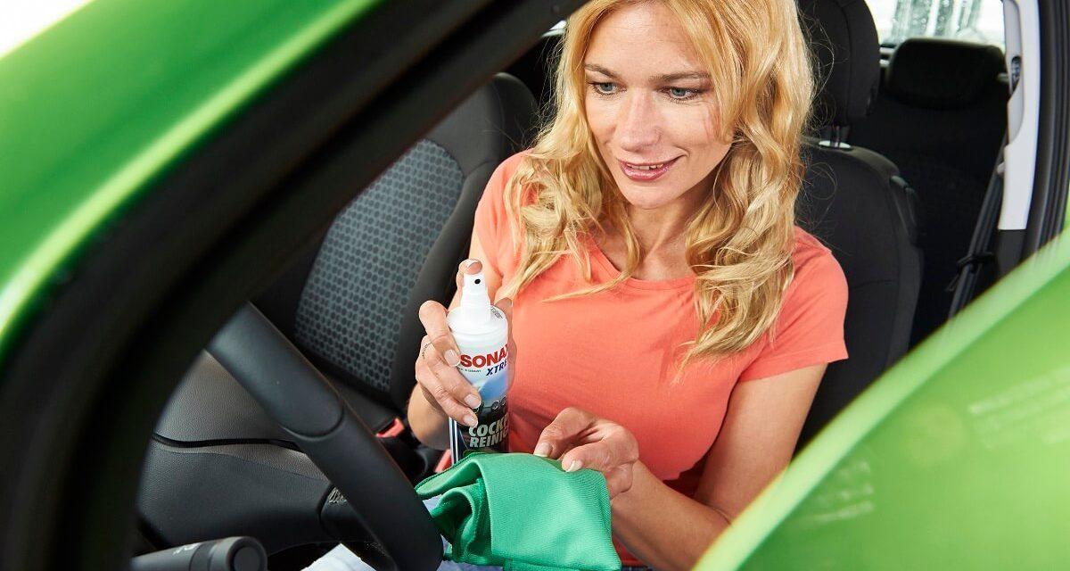 """""""Autopflegeprodukte desinfizieren nicht"""""""